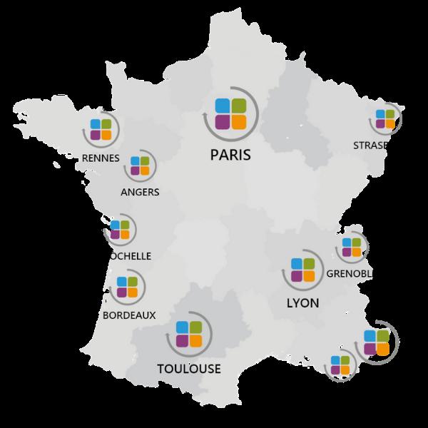 CQS experts présent dans toute la France